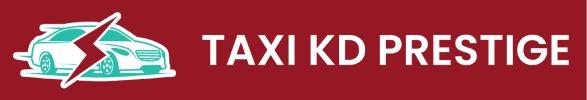 Logo taxi cabries aix en provence gare tgv KD Prestige