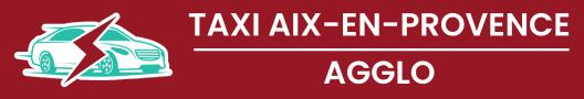 Logo taxi aix en provence Agglo